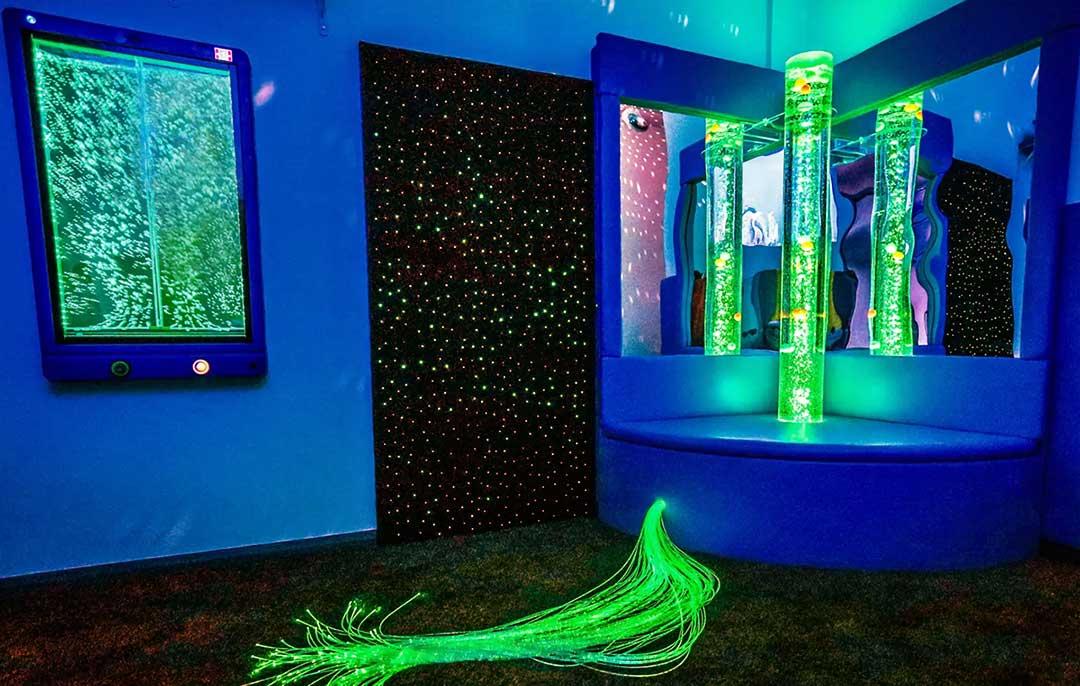 La Sensory Room, una stanza per crescere